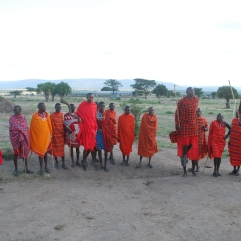 Masai, Kenya 2015