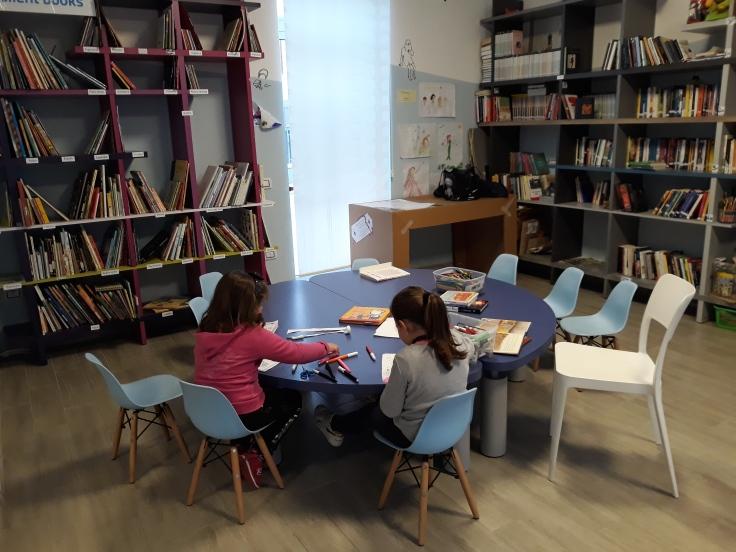 LAMPEDUSA Biblioteca IBBY